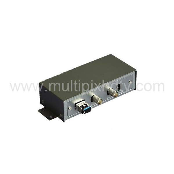 Fibre Opticl to 3G HD-SDI Converter